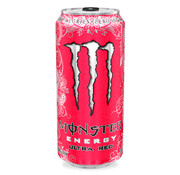 Monster Monster Energy Ultra Red Zero Tray 12x500 ml