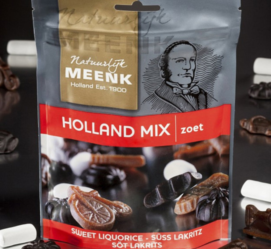 Drop Holland Mix Gelatine Vrij