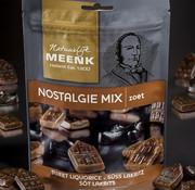 Meenk Meenk Drop Nostalgie Mix Zoet Gelatine Vrij