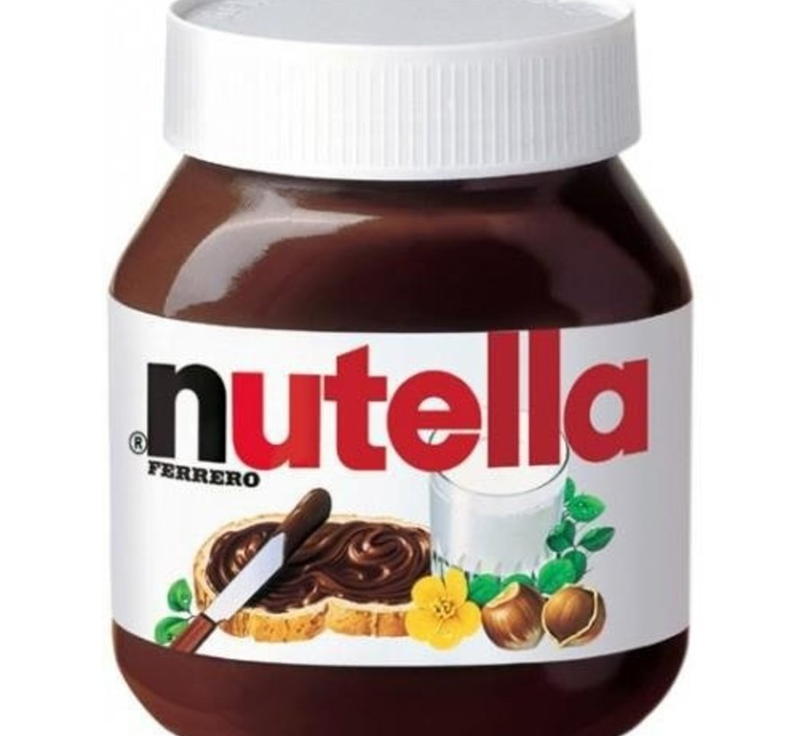 Nutella 400 Gram Doos 15 Stuks