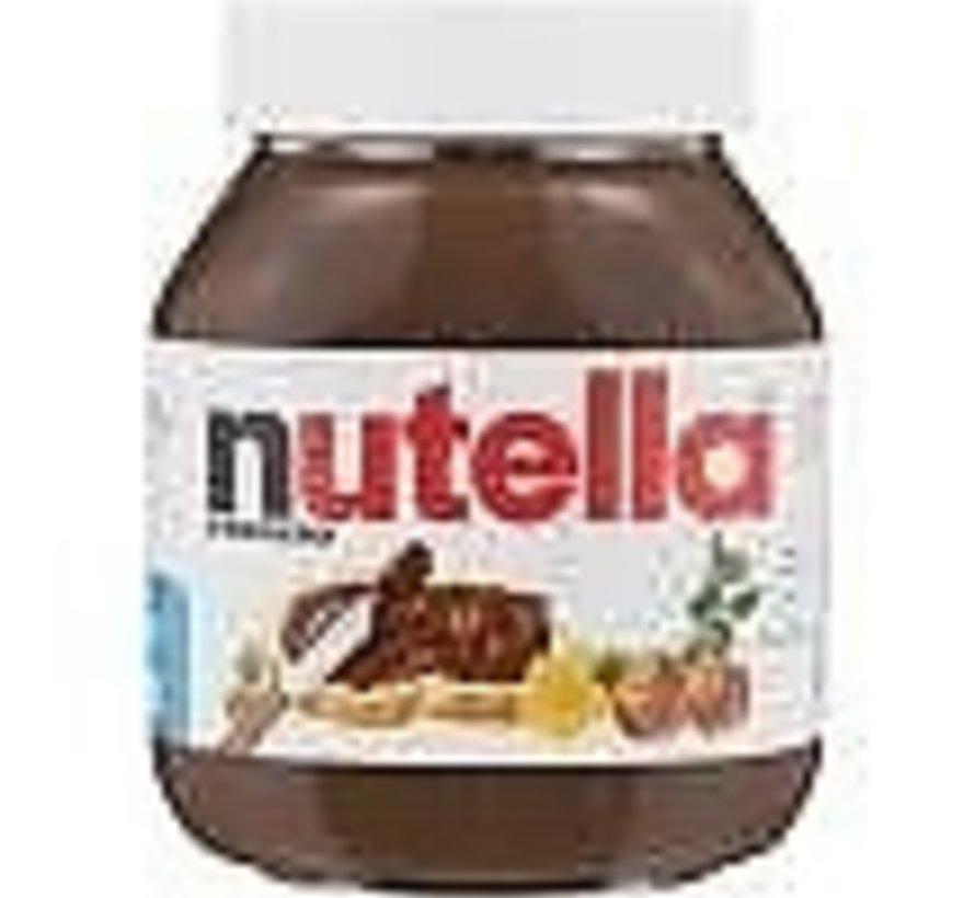 Nutella 630 Gram Doos 6 Stuks