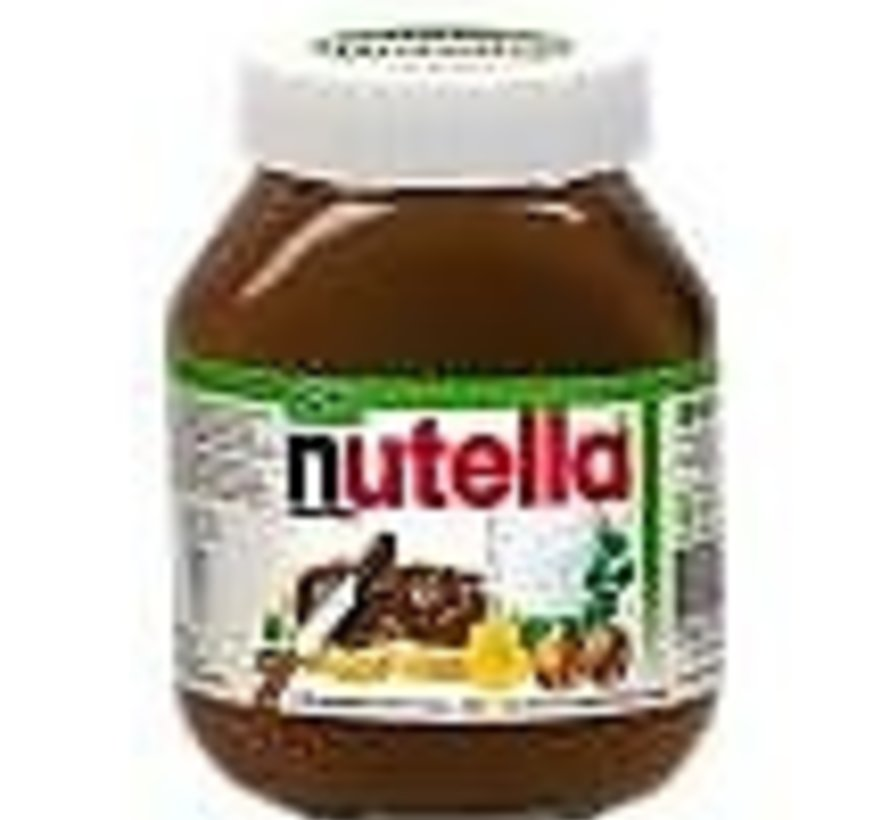 Nutella 825 Gram Doos 6 Stuks