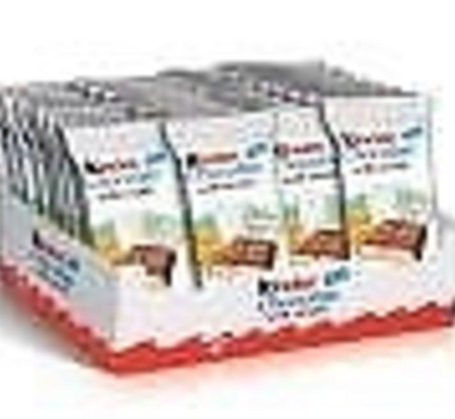 Kinder Chocolate With Cereals Doos 40 Stuks