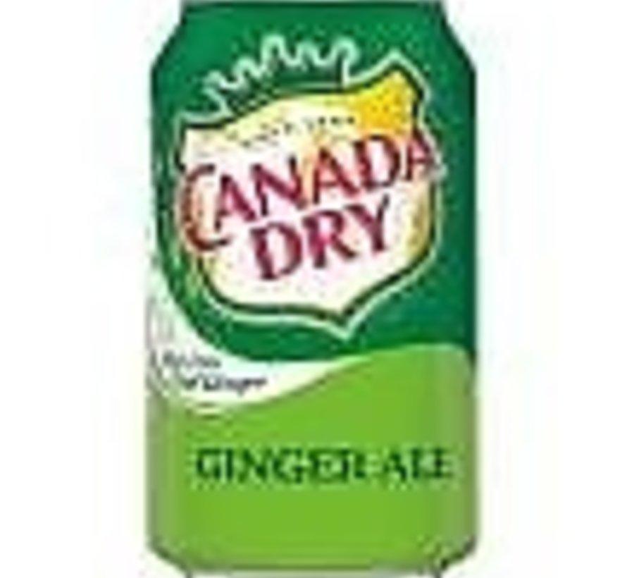 Ginger Ale -Tray Usa 12 Stuks