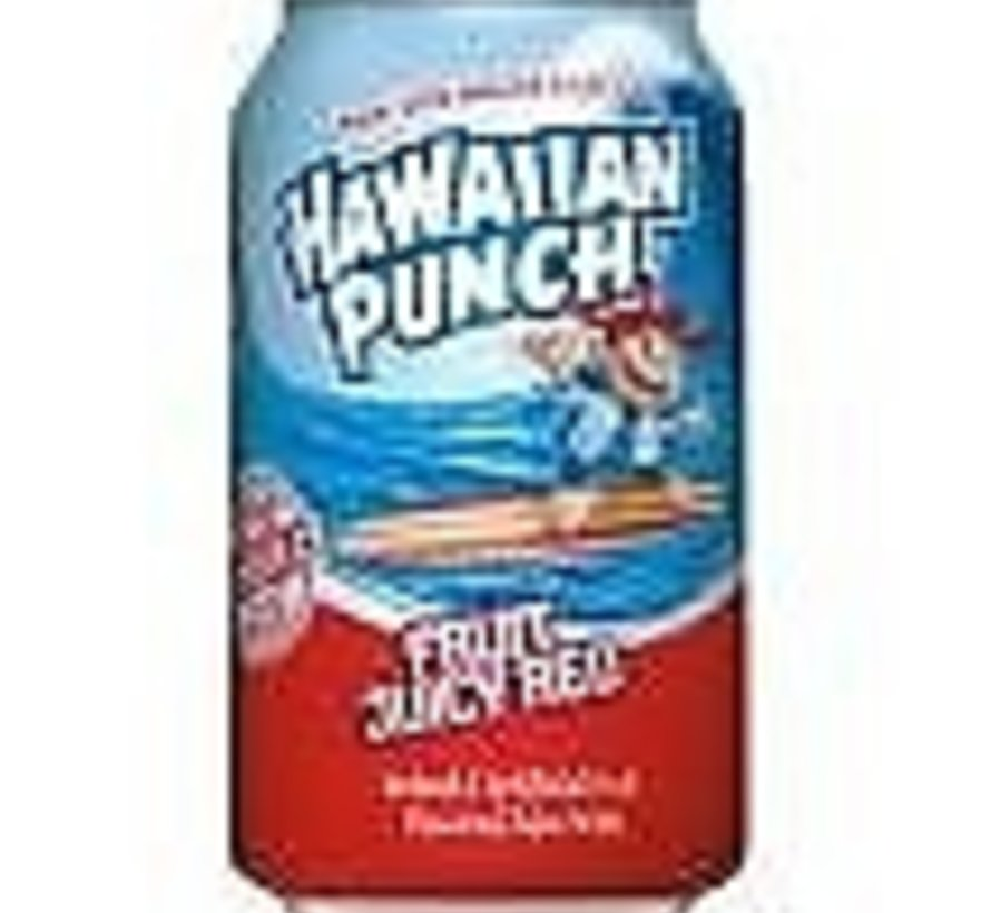 Hawaiian Punch - Tray Usa 12 Stuks