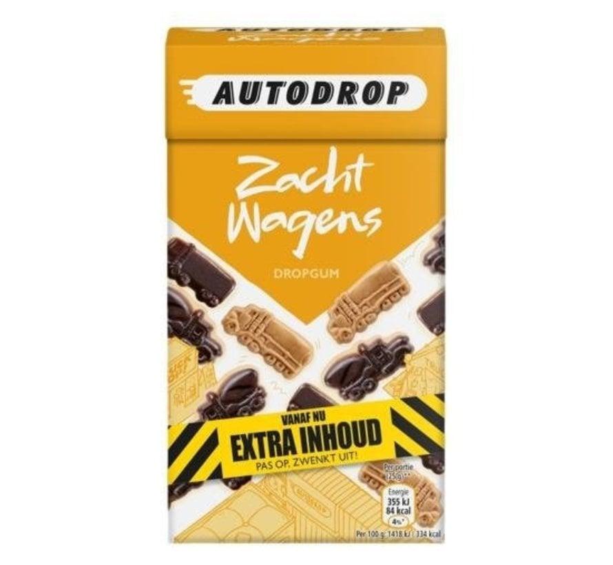 Zachte Wagens Autodrop 6 stuks x 235 grDoos
