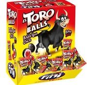 Fini Stieren Ballen Kauwgom -Doos 200 Stuks