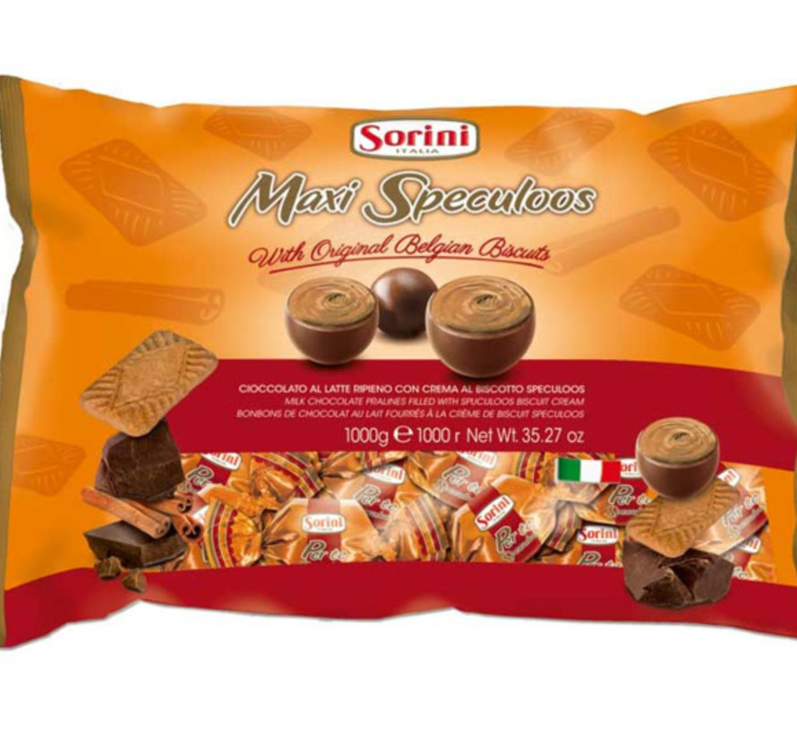 Speculoos Chocolade Kogel  -1 Kilo