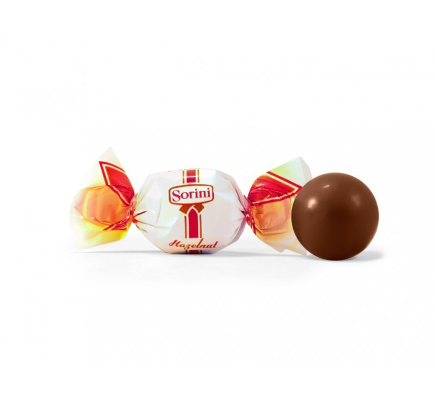 Hazelnut Cream Milk Chocolade Kogels - 1 Kilo
