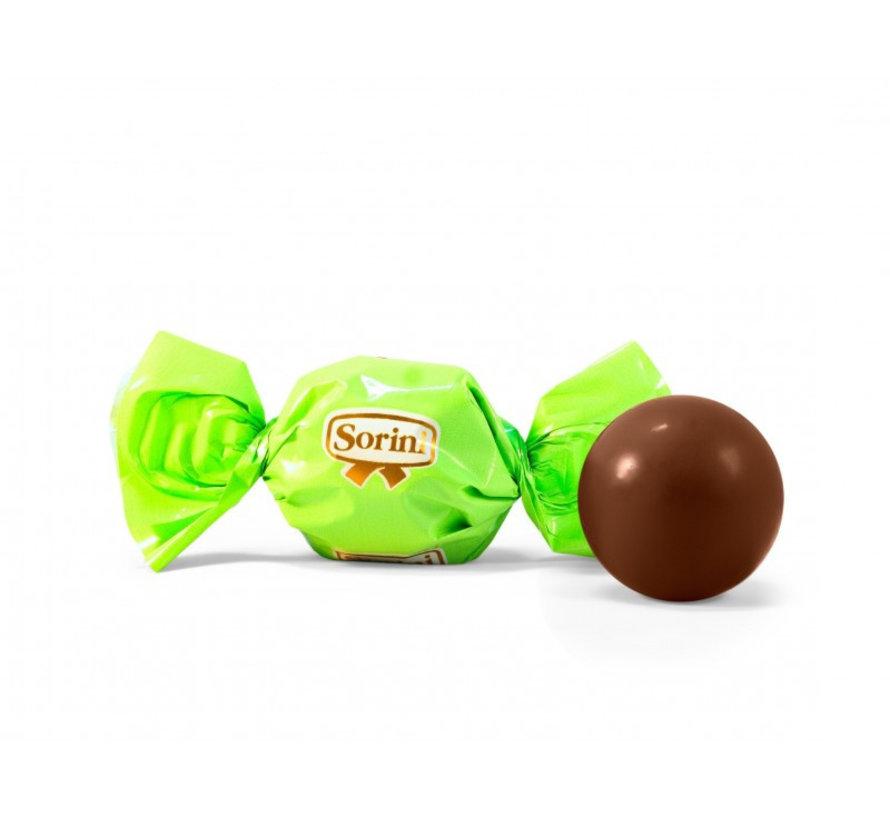 Groen Verde Chocolade Kogels -1 Kilo