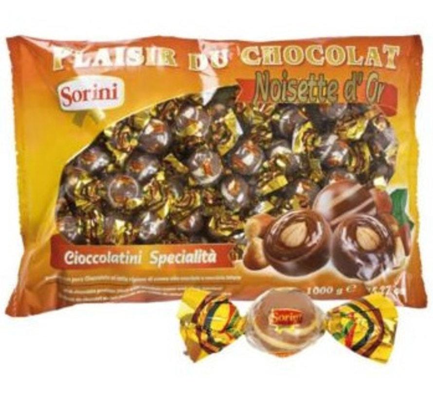 Noisette D'Or Chocolade Kogels -1 Kilo