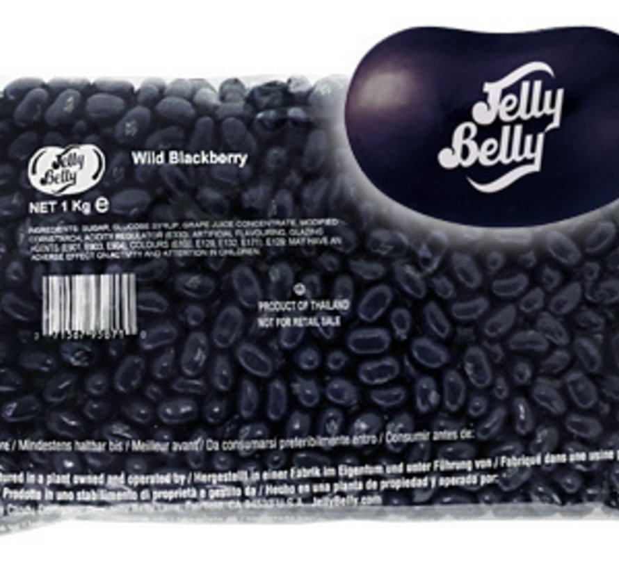 Jelly Beans Zwarte Wild Blackberry