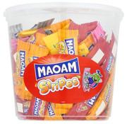 Haribo Maoam Stripes Haribo Silo 150 Stuks