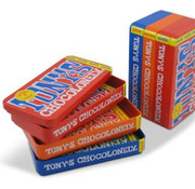 Tony'S Chocolonely Tony'S Stapelblik + 3X 180 Gram
