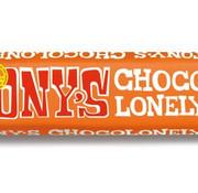Tony'S Chocolonely Tony'S Mini Melk Caramel Zeezout -Doos 35 Stuks