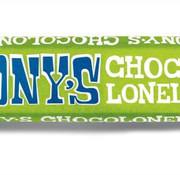 Tony'S Chocolonely Tony'S Mini Puur Amandel Zeezout -Doos 35 Stuks