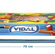 Vidal Maxi Kabels Tutti Frutti -Doos 80 Stuks Vidal