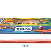 Vidal Maxi Kabels Red White -Doos 80 Stuks Vidal