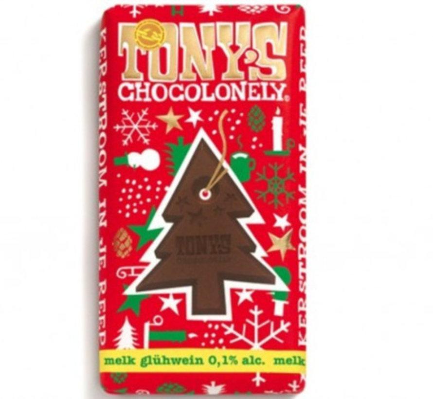 Kerst Tony'S Chocolonely Gluhwein -Doos 15 Stuks