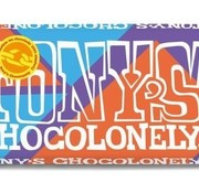 Tony'S Chocolonely Tony'S Shortbread Karamel Melk 32% -Doos 15 Stuks Limited Edition