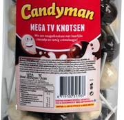 CandyMan Mega Tv Knotsen -Silo 75 Stuks