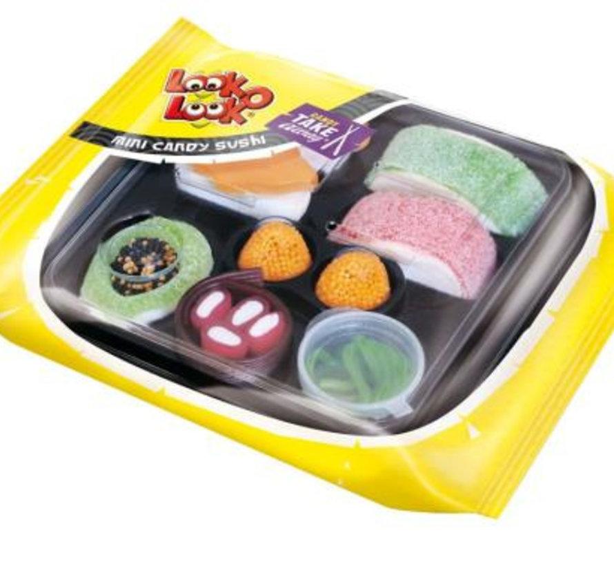 Mini Sushi Pakket - Doos 7 Stuks