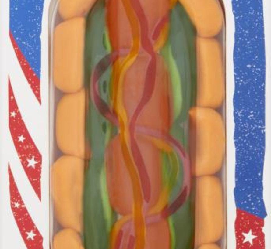 Snoep Hot Dog - Doos 14 Stuks