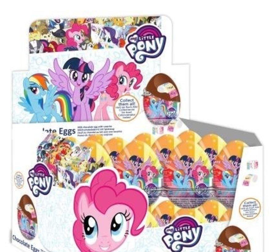 Verrassing Chocolade Ei My Little Pony Doos 24 Stuks