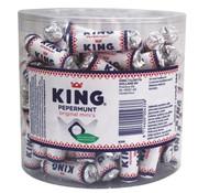 King King Pepermunt Mini Rol Silo 110 Stuks