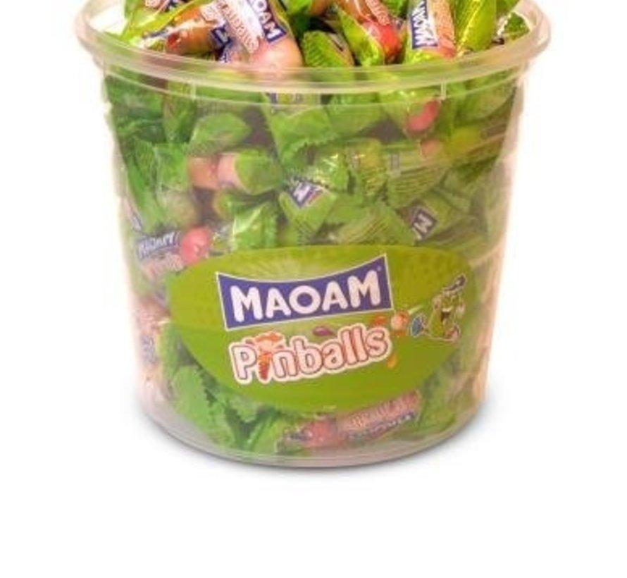 Maoam 3-pack Pinballs Silo 99 Stuks