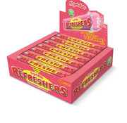 Copar Refresher Strawberry Snap & Crackle Doos 60 Stuks