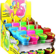 Starsweets Splashy Lollie potty Candy  Doos 24 Stuks