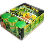 Toxic Toxic Waste Drum  Groen Doos 12 Stuks