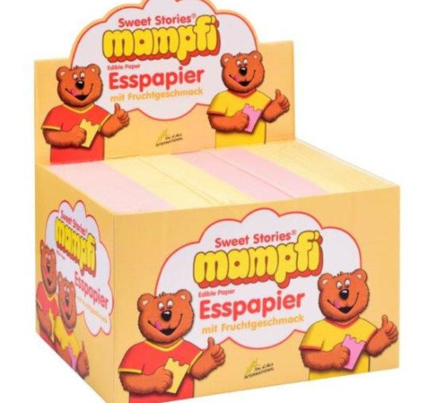 Ouwel Eetpapier Fruitsmaak Doos 200 Stuks
