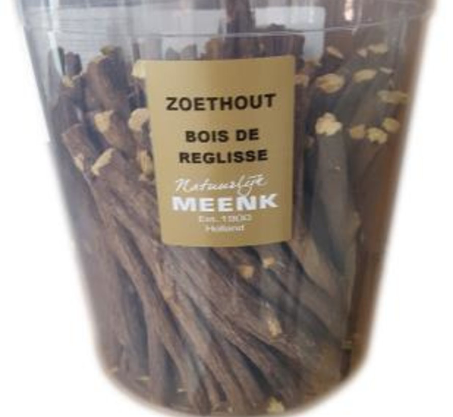 Zoethout Stokjes - silo 1 Kg