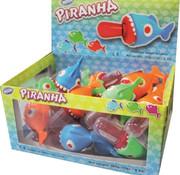 Piranha Piranha Lolly Pop  Doos 24 Stuks