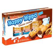 Kinder Happy Hippo Cacao 5 Pack  Doos  10 Stuks