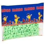 Haribo Groene Banaatjes Schuim (Bulk Voordeel) Doos 3X 1Kg