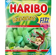Haribo Groene Zure Banaatjes Schuim -Doos 12x175 gram