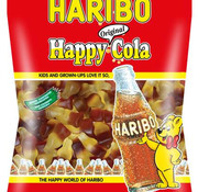 Haribo Happy Colaflesjes Haribo Doos 20 X 185 Gram