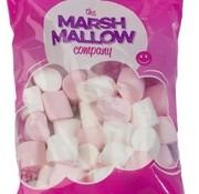 Baby Roze En Wit  Marshmallows  Doos 10 X 250 Gram