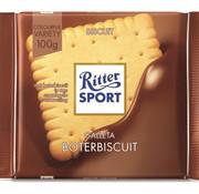 Ritter Sport Ritter Sport Butter Biscuit Doos 11X 100 Gr