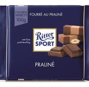 Ritter Sport Ritter Sport Praline (nougat)- Doos 13X 100 Gr