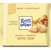 Ritter Sport Ritter Sport White Crisp Doos 10 Stuks