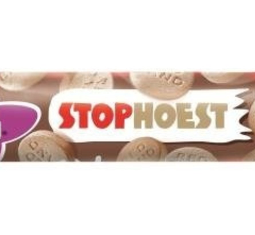 Stophoest Rol Red Band   - Doos 36 Stuks