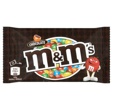 M&M'S M&M'S Choco Single Doos 24 X 45 Gr