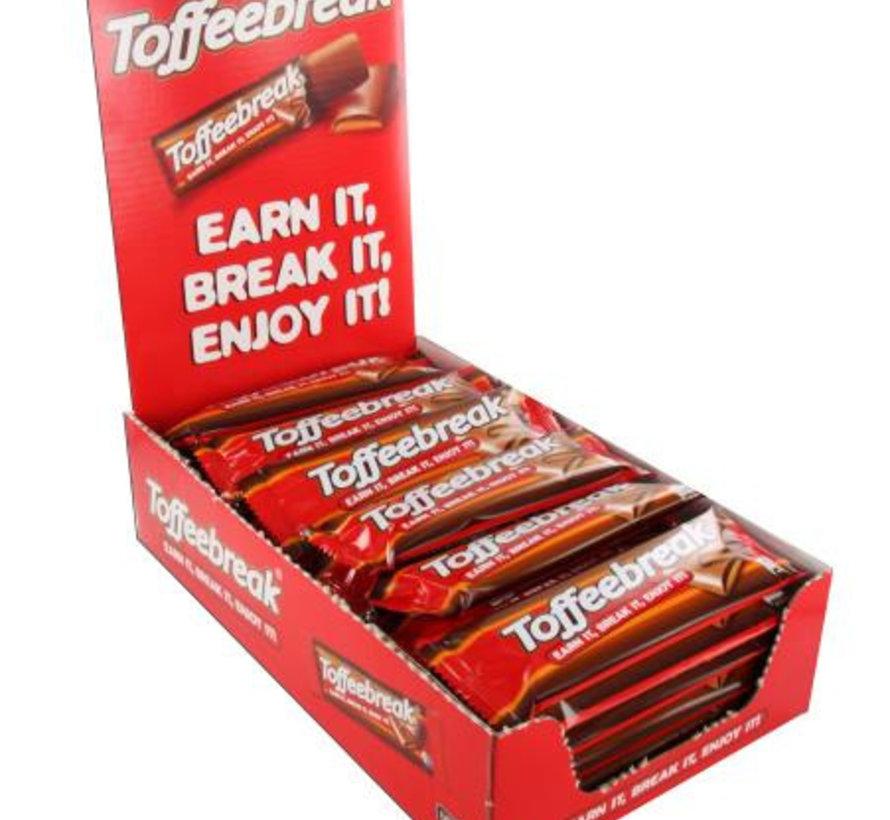 Toffeebreak Reep - Doos 36 X 34 Gr