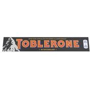 Toblerone Toblerone Puur Zwart Doos 20 X 100Gr
