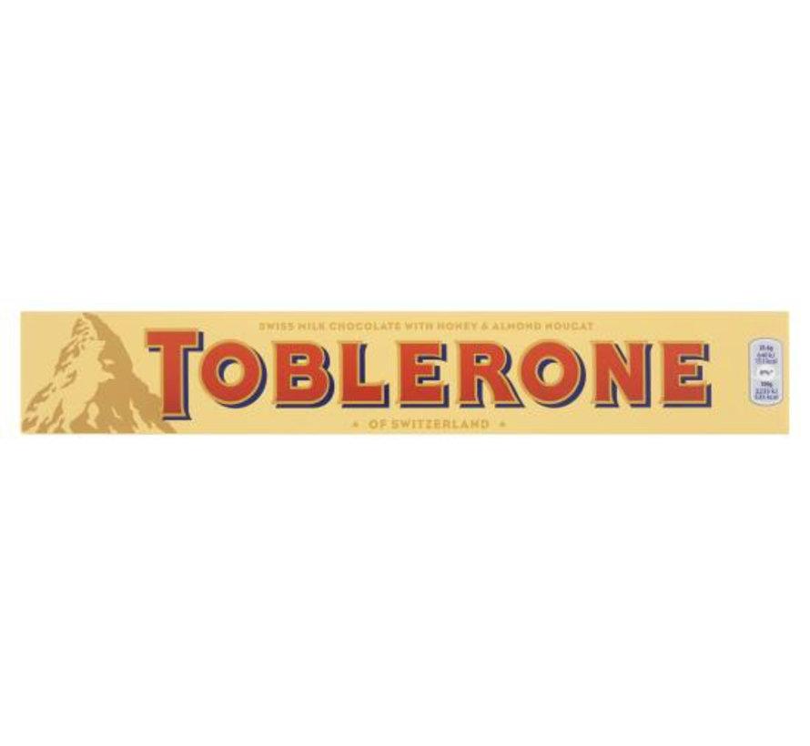 Toblerone Melk Geel Doos 10 X 200 Gram