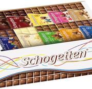 Schogetten Schogetten 13 Smaken Op Displ - Doos 120 Stuks